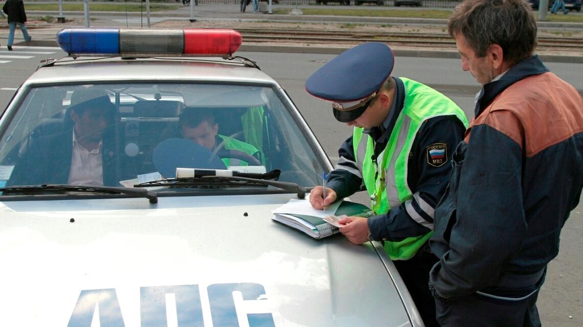 Миллионы штрафов списали полицейские из-за сбоя в системе