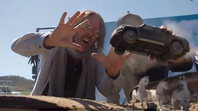 Volkswagen сделал креативную рекламу Amarok, но её запретили