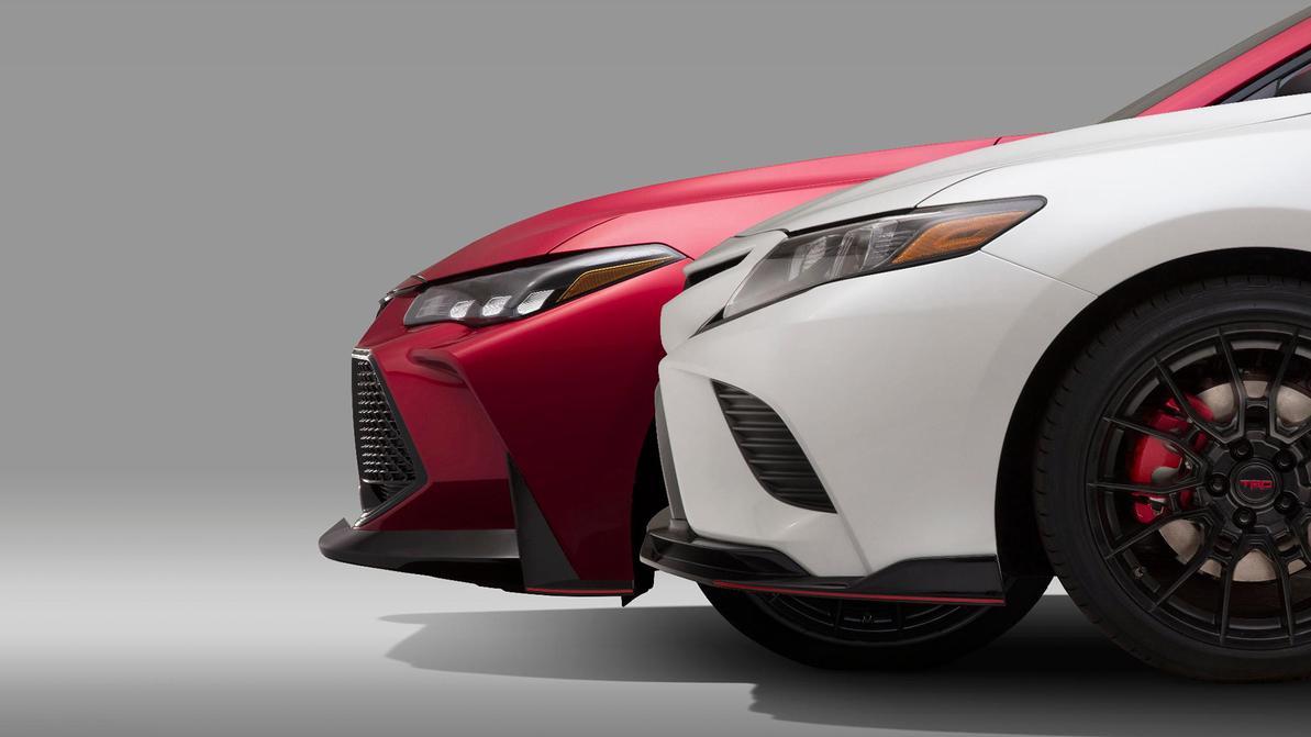 У Toyota Camry будет версия TRD, но не в Казахстане
