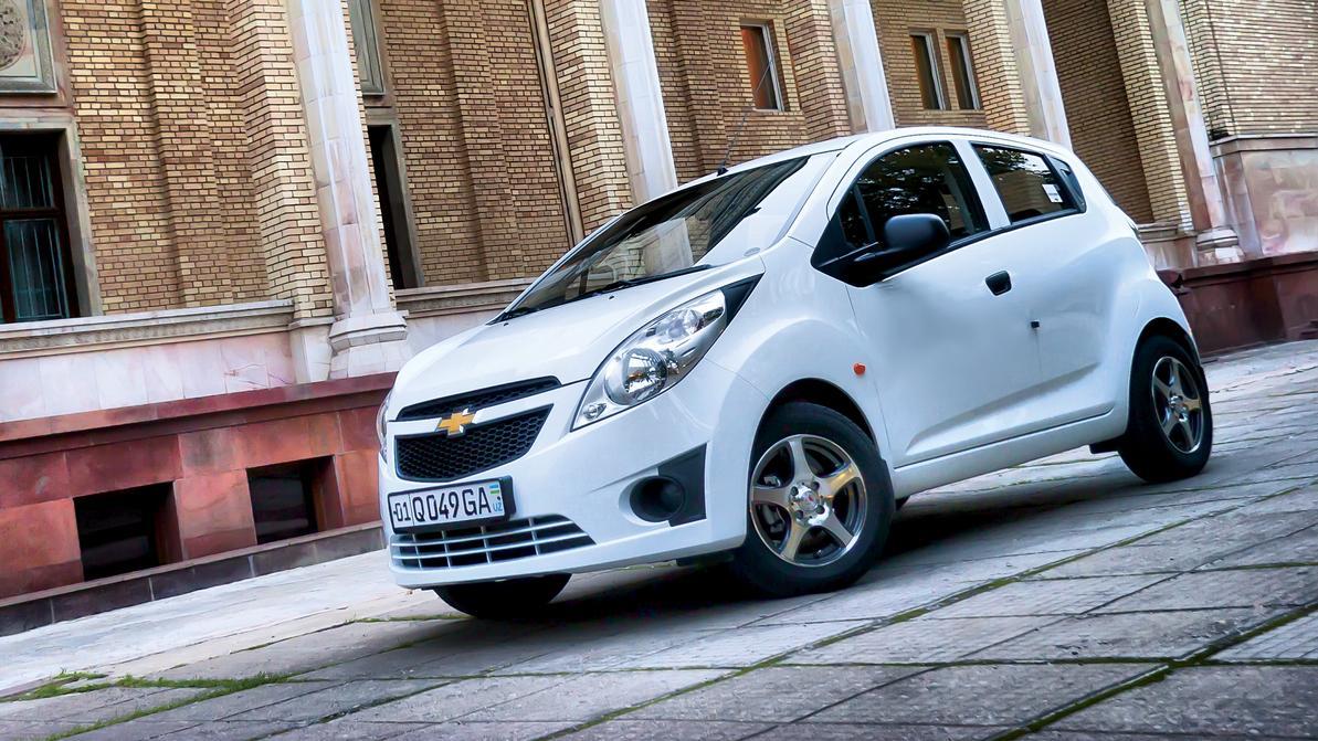Chevrolet Spark - 2010