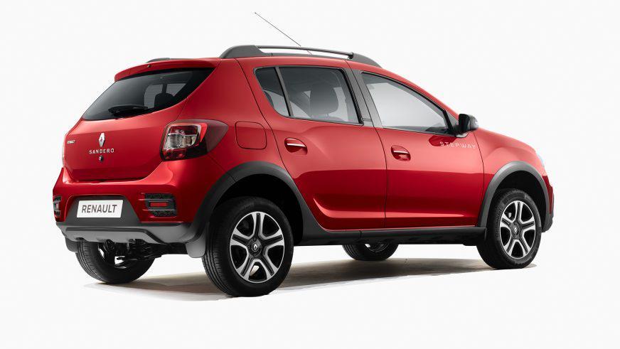 Обновлённый Renault Sandero Stepway добрался до Казахстана