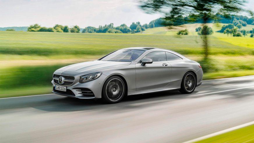 Mercedes-Benz S Coupe 65 AMG