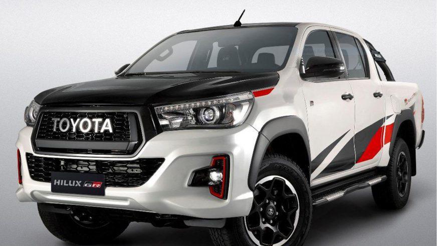 У Toyota Hilux появилась версия от Gazoo Racing