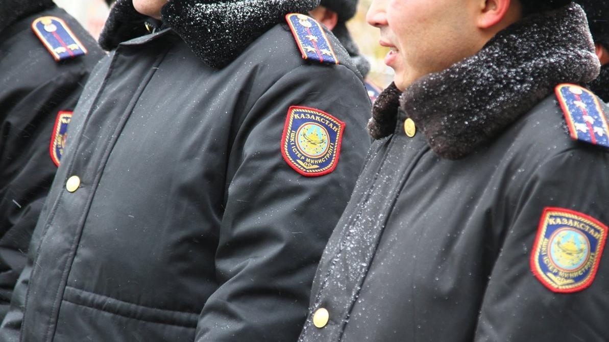 Каждого десятого полицейского в Астане сократят