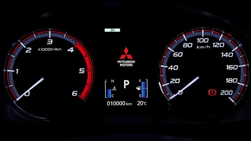 Презентован обновлённый Mitsubishi L200