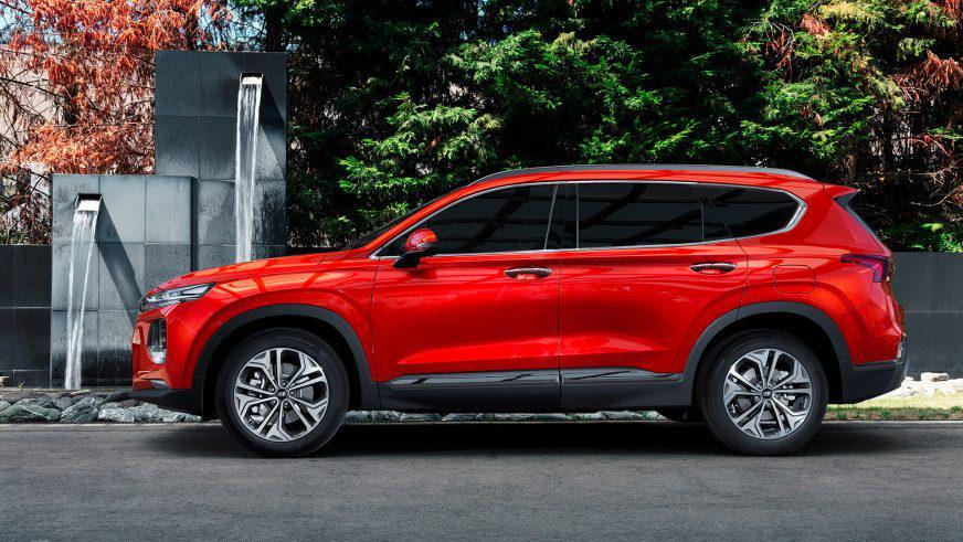Сколько стоит новый Hyundai Santa Fe в Казахстане