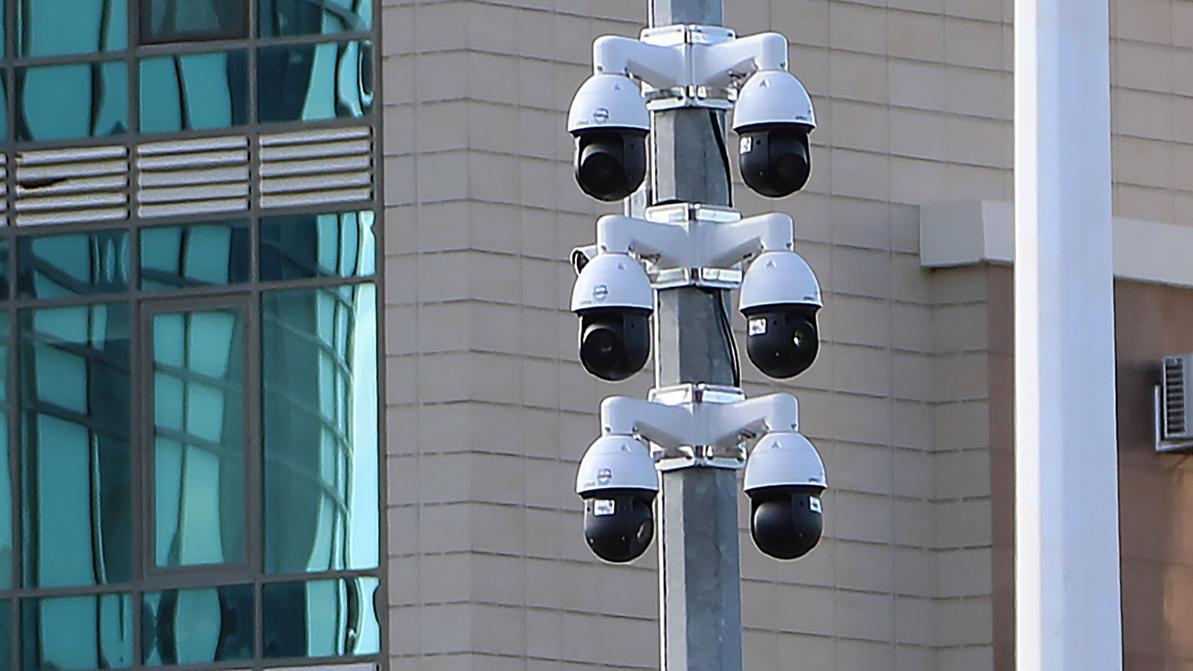 Где будут установлены камеры «Сергек» в Шымкенте