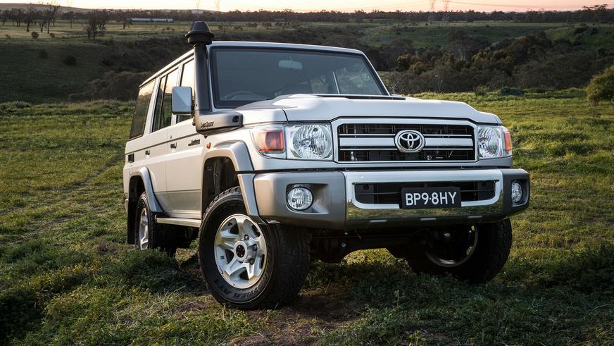 Десять моделей Toyota, о которых в Казахстане могут только мечтать