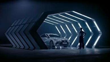 Искусственный интеллект создал рекламу для Lexus