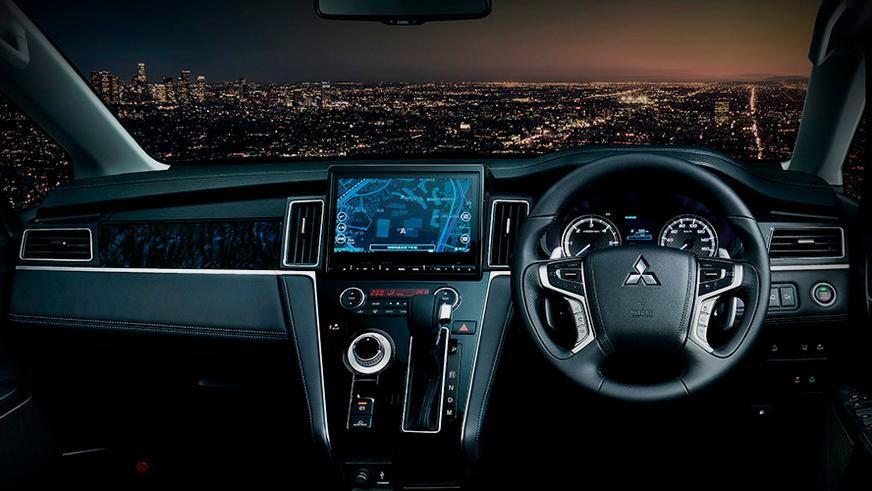 Mitsubishi Delica обновилась впервые за 11 лет
