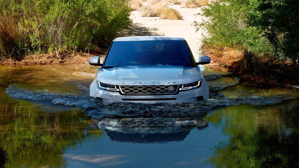 Новый Range Rover Evoque: теперь это мини-Velar