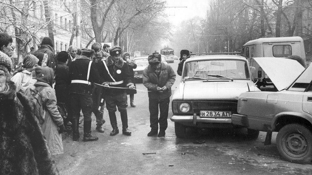 Праздник полиции, которого больше нет