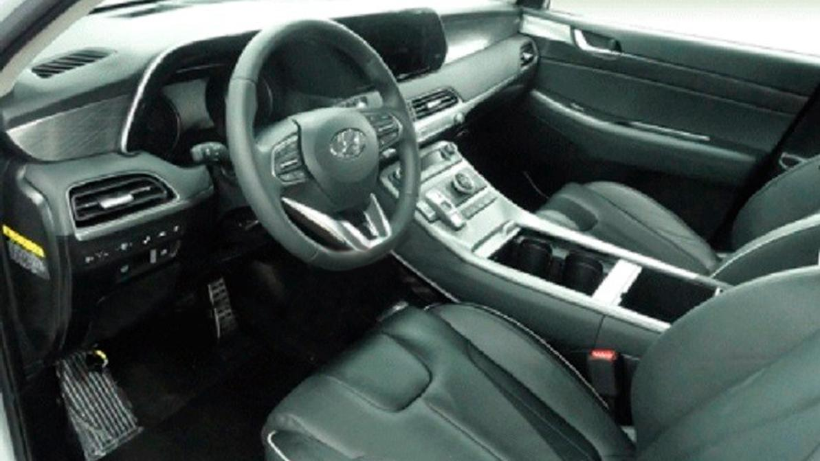 Hyundai Palisade без рычага коробки передач