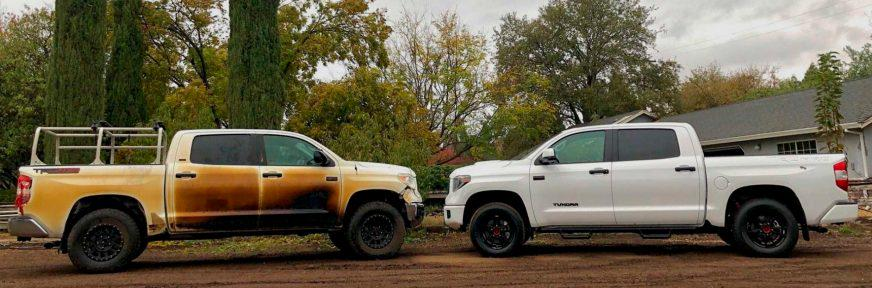 Медбрату из США подарили новую Toyota Tundra