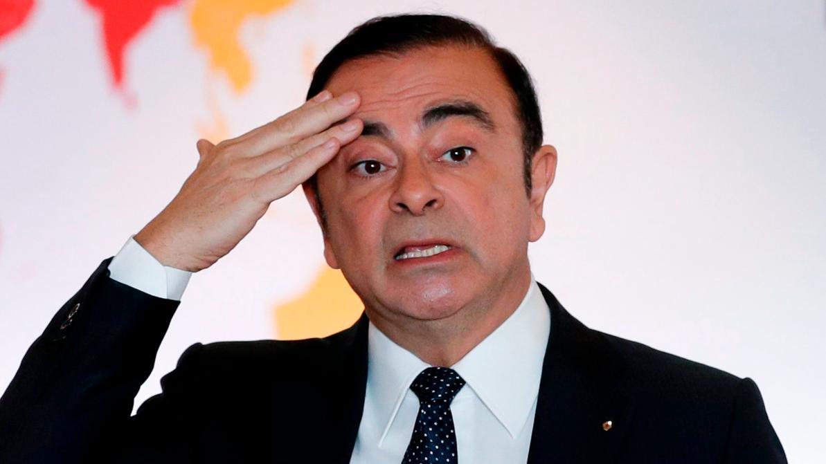Карлоса Гона теперь уволили и из Mitsubishi