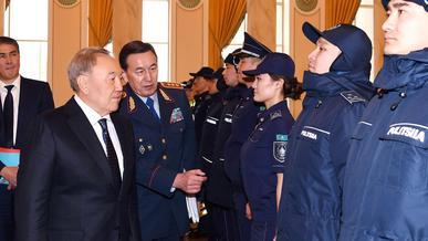 Финальный дизайн полицейской формы покажут до конца 2018 года
