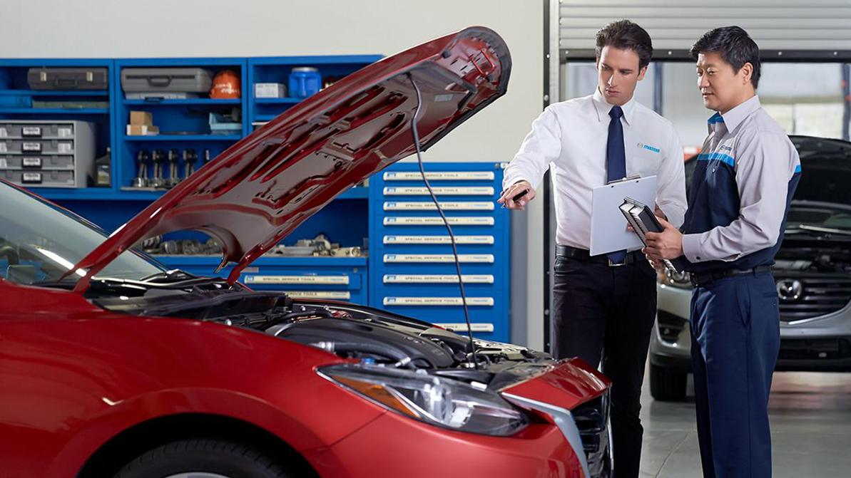 Toyota ломается реже всего, а ремонтировать дешевле Mazda