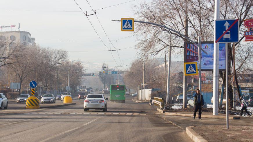 Новый отрезок BRT запустили в Алматы