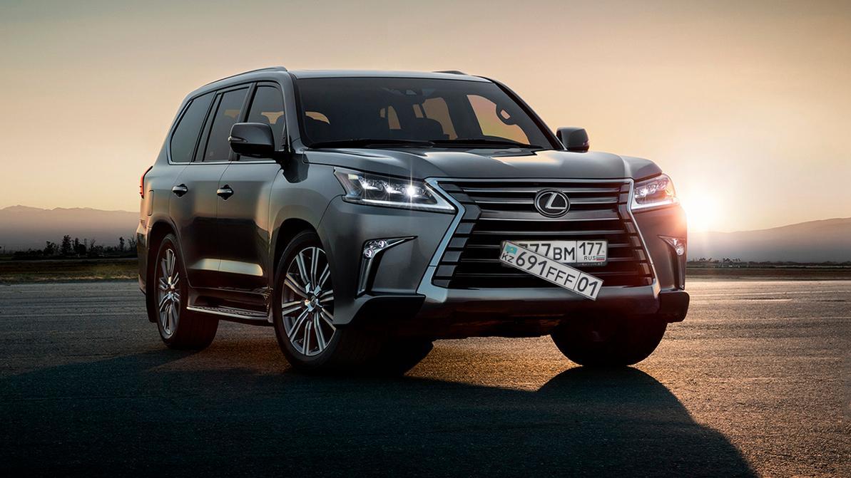 Авто премиум-класса брали в лизинг в Москве и продавали в Казахстане