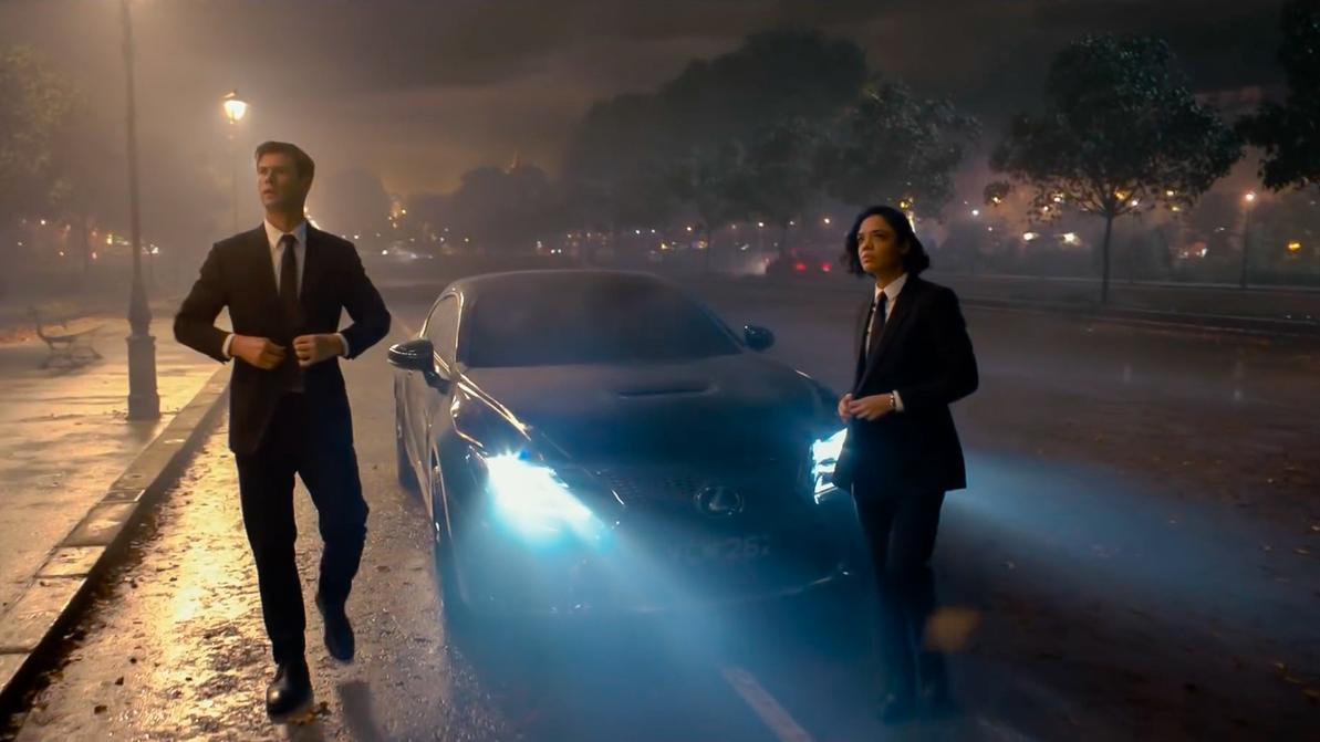 Новый фильм «Люди в чёрном» станет рекламой Lexus