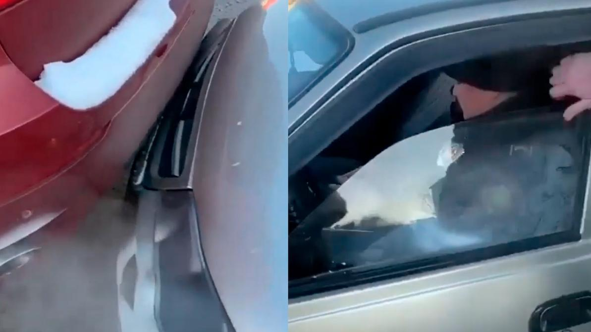Пьяный полицейский попал в ДТП. Его уволили