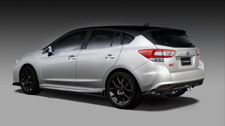 Новые Subaru Forester и Impreza получат версии STI