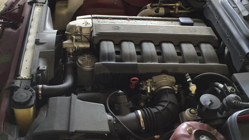 Одиннадцать «пятёрок» BMW (E34) без пробега нашли в Болгарии