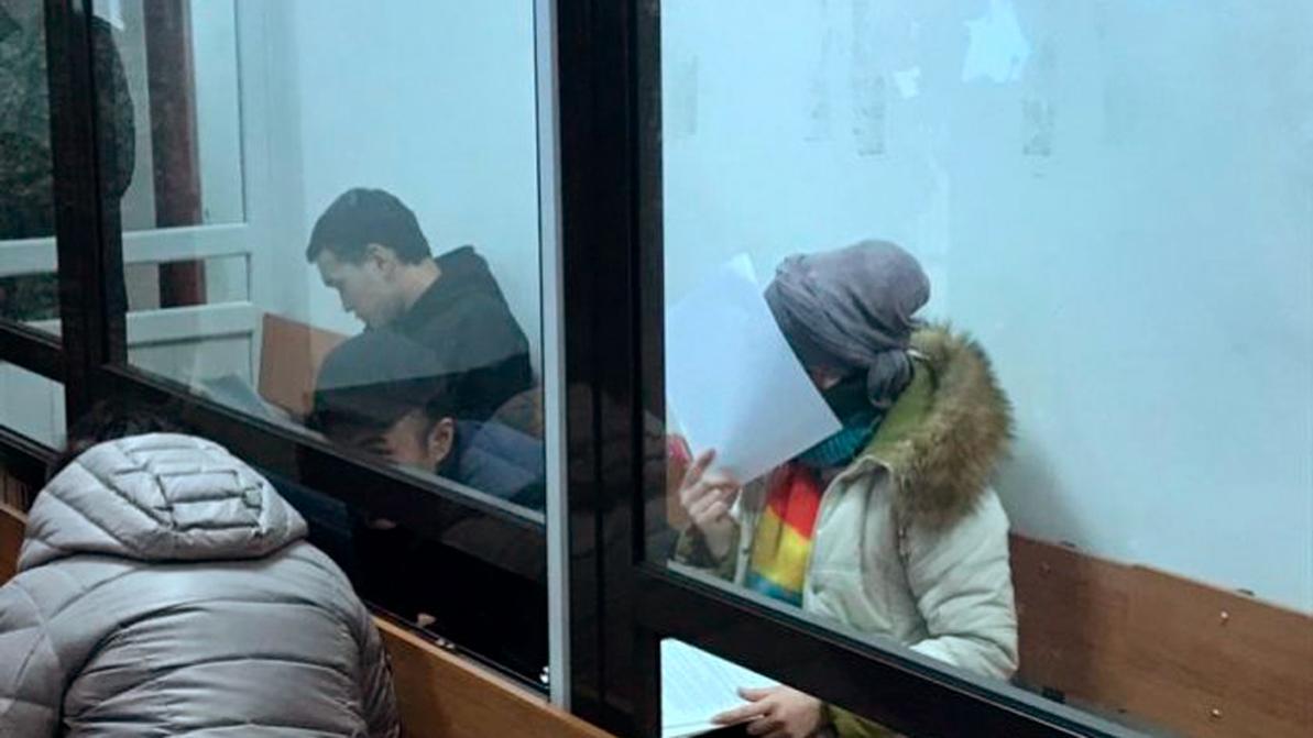 Кудайбергенову, Киясову и Толыбаевой вынесли приговор