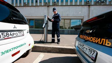 Российских чиновников могут обязать закупать электромобили для госнужд
