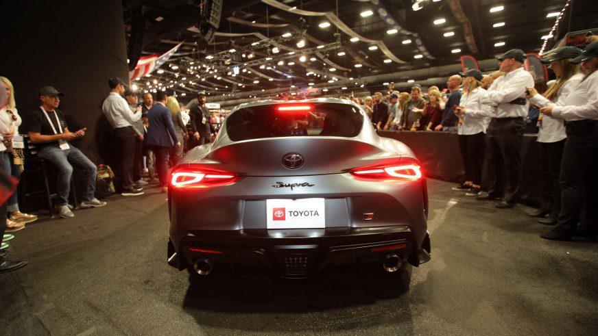 За первую Toyota GR Supra отдали .1 млн