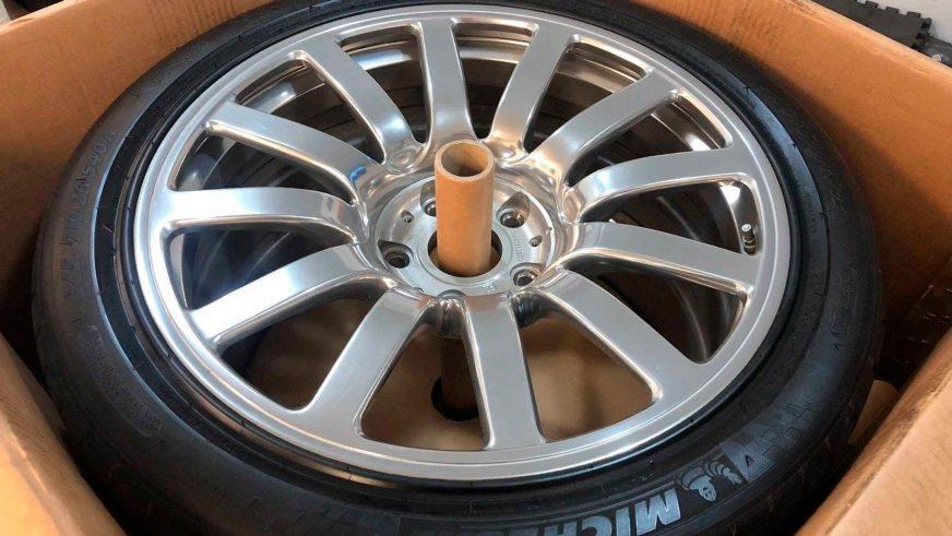 Комплект колёс за 0 000