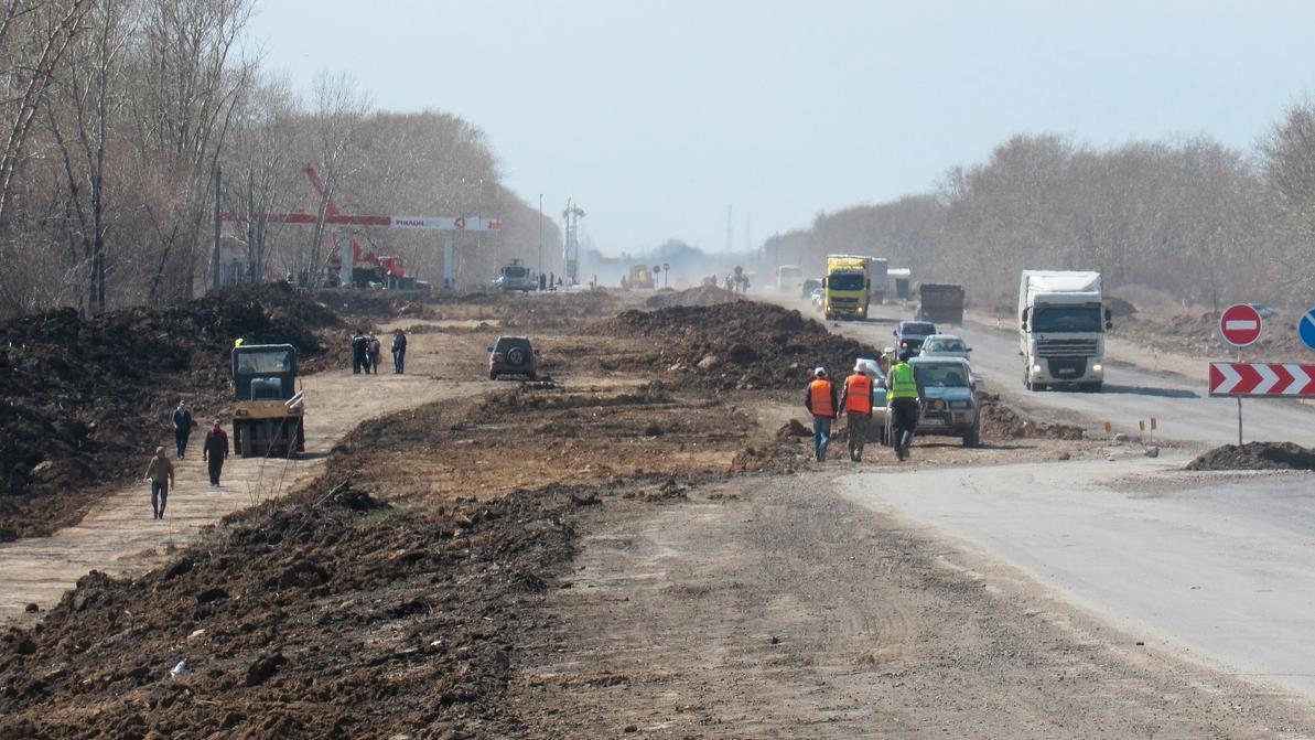 Назарбаев: Дорога признаётся тогда, когда доходит до моего дома