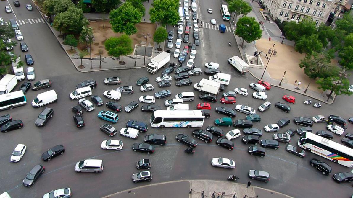 Где в Европе страшно ездить на авто