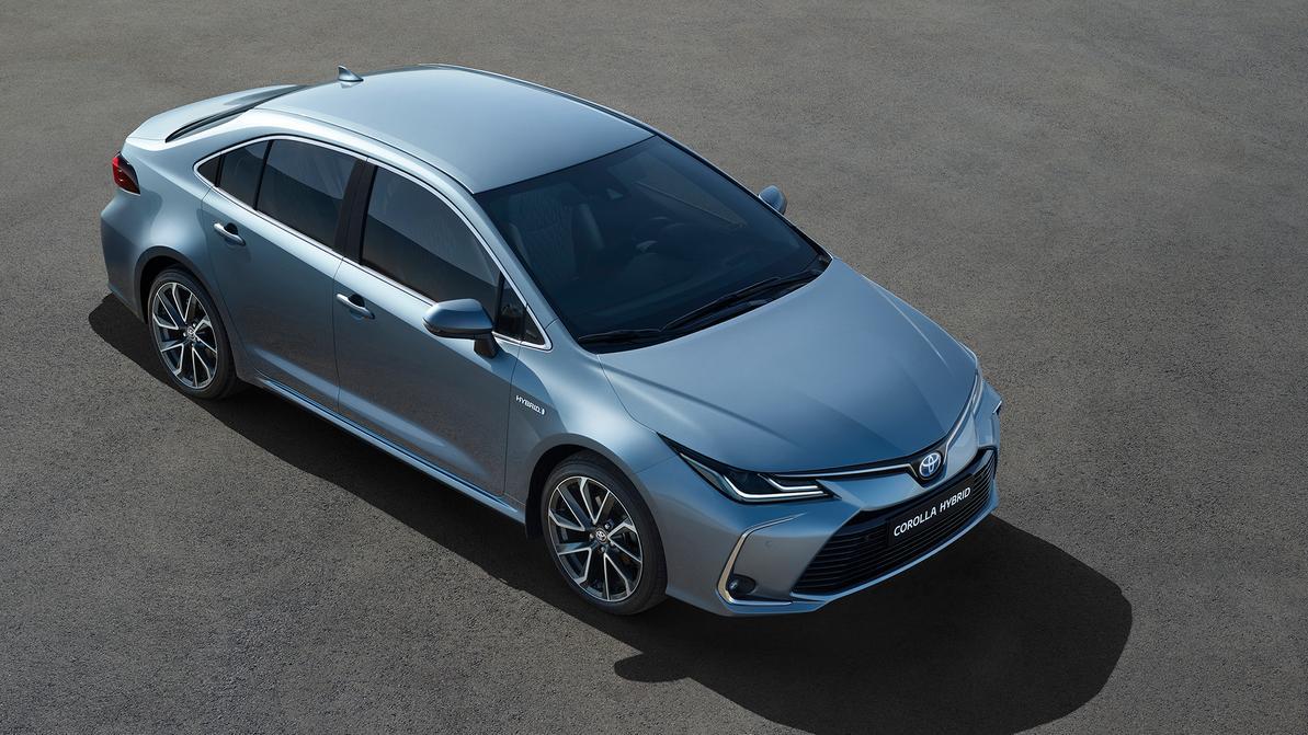 Новую Toyota Corolla для Казахстана начали собирать в Турции