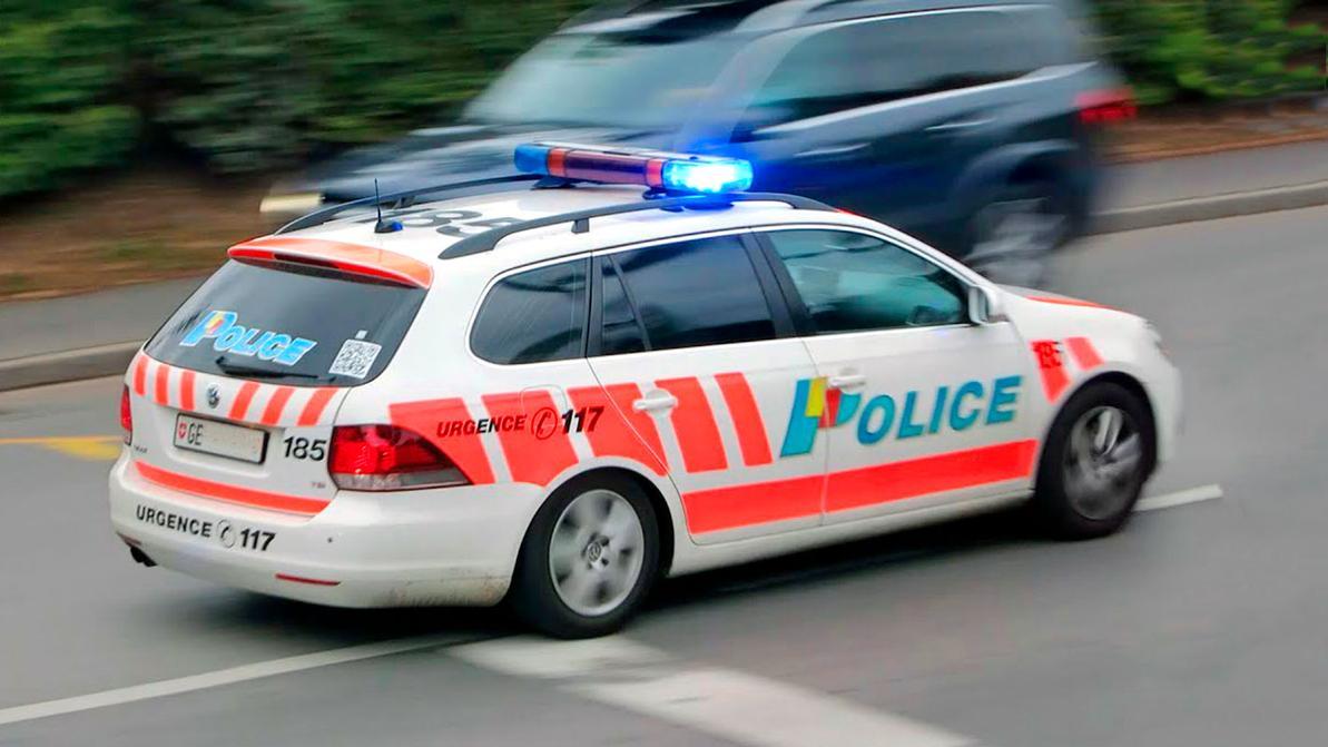 Скоростная погоня закончилась штрафом… для полицейского