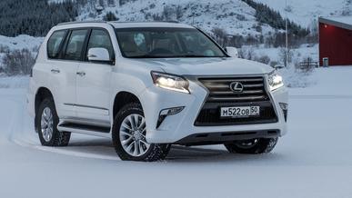 Более 80 тысяч автомобилей отзывают Lexus и Toyota в России