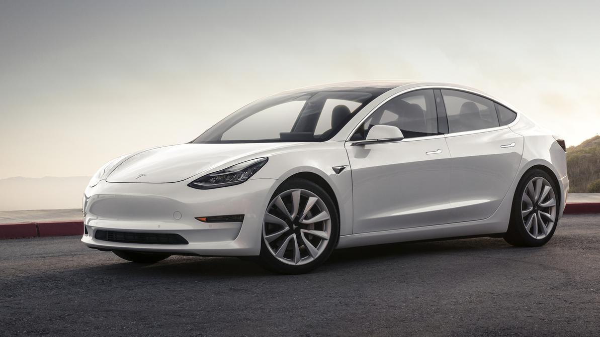 Tesla Model 3: скидка в обмен на бесплатную зарядку