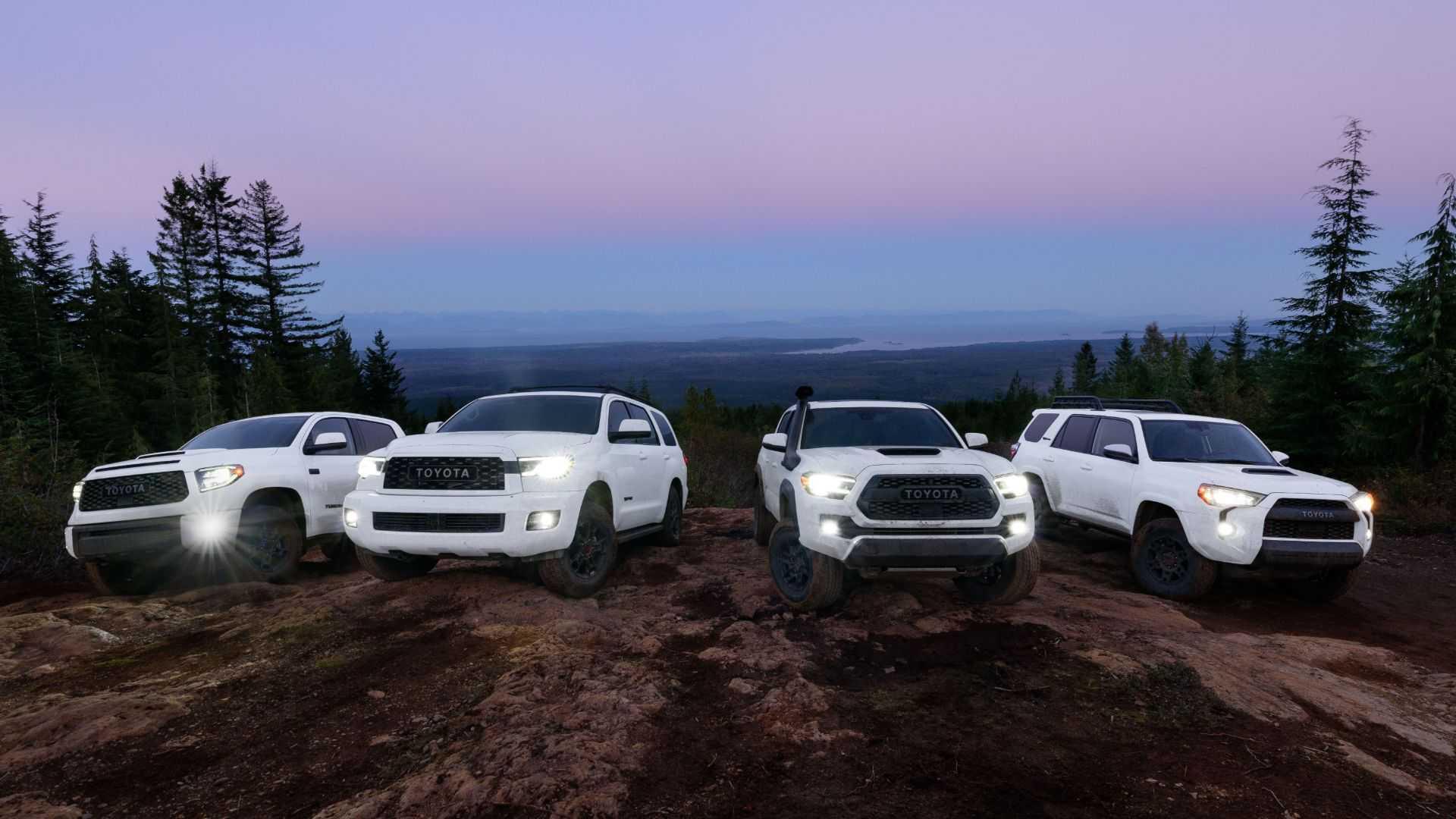Toyota Sequoia получила версию от TRD
