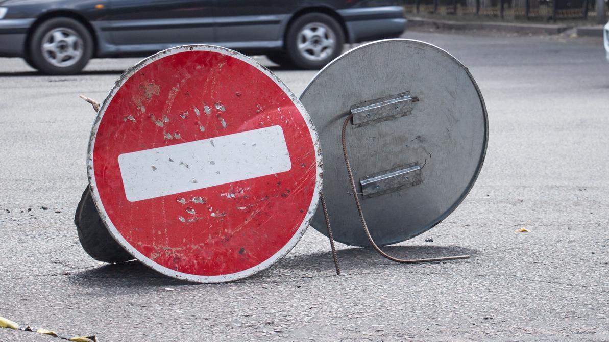 Движение по улице Казыбек би в Алматы ограничат с 13 февраля
