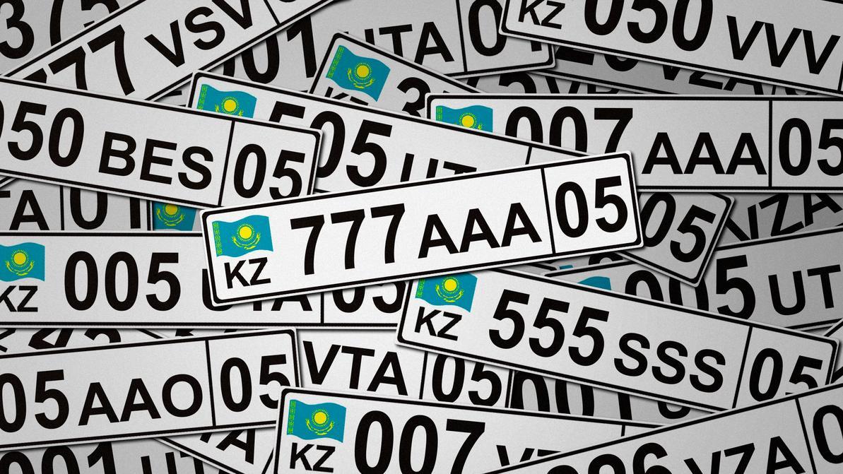 Какие VIP-номера любят водители в 05-м регионе