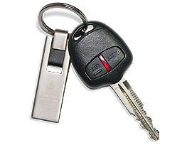 Mitsubishi Pajero - 2012 - ключ