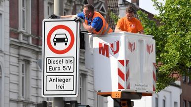 Германия грозится ослабить экологические нормы
