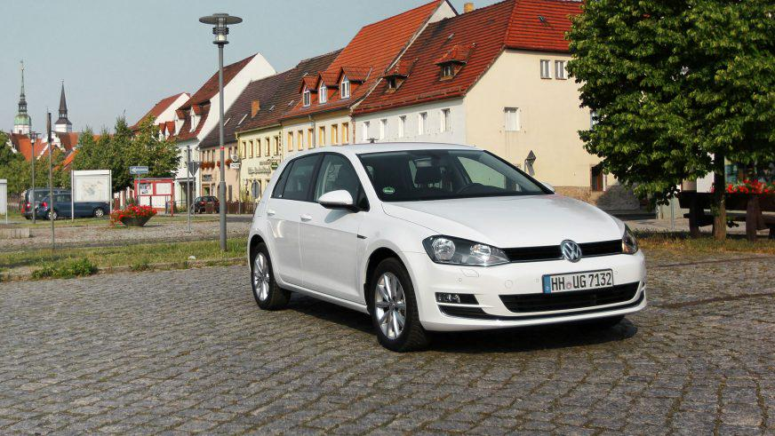 Volkswagen Golf - 2015