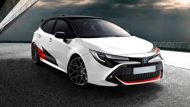 У Toyota Corolla появится горячая версия