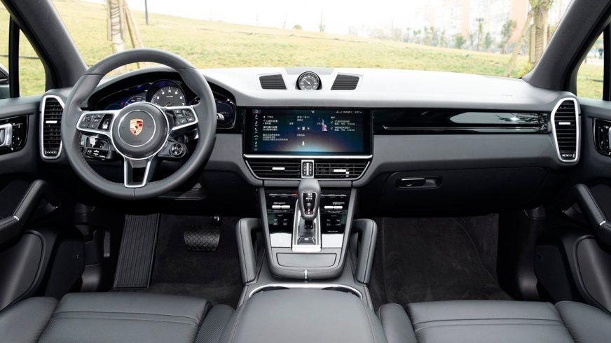 Porsche Cayenne с двухлитровым мотором