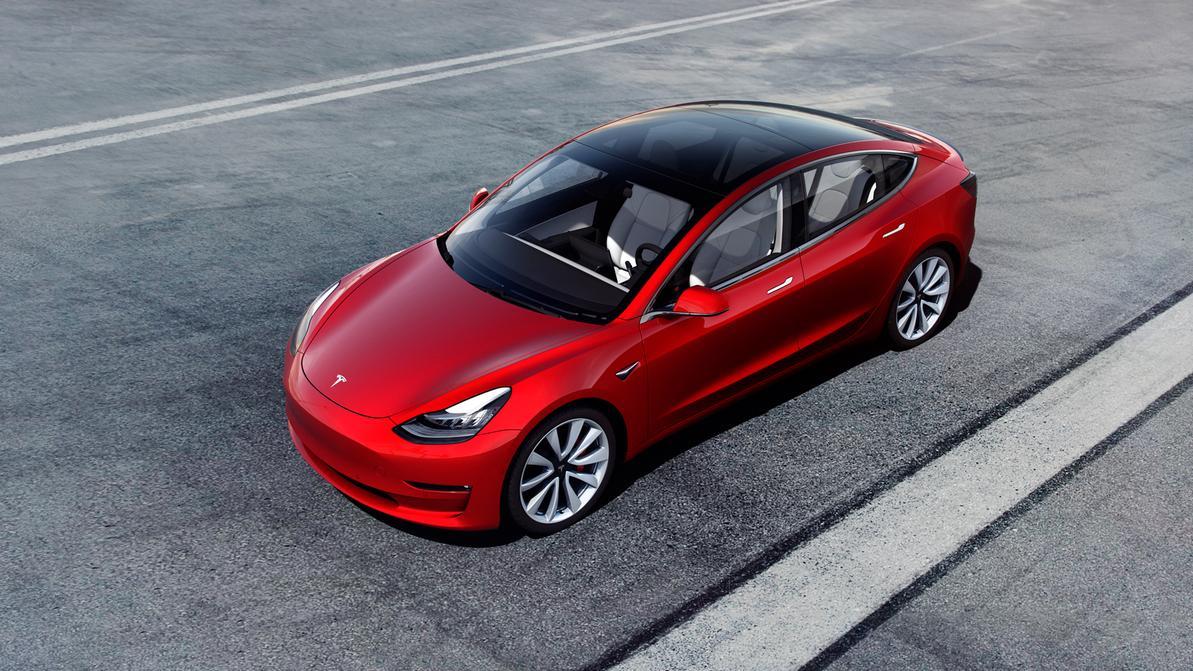 Маск сдержал слово: Tesla Model 3 за $35 000