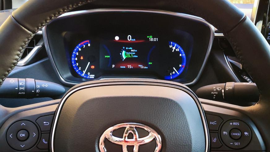 Toyota Corolla - 2019
