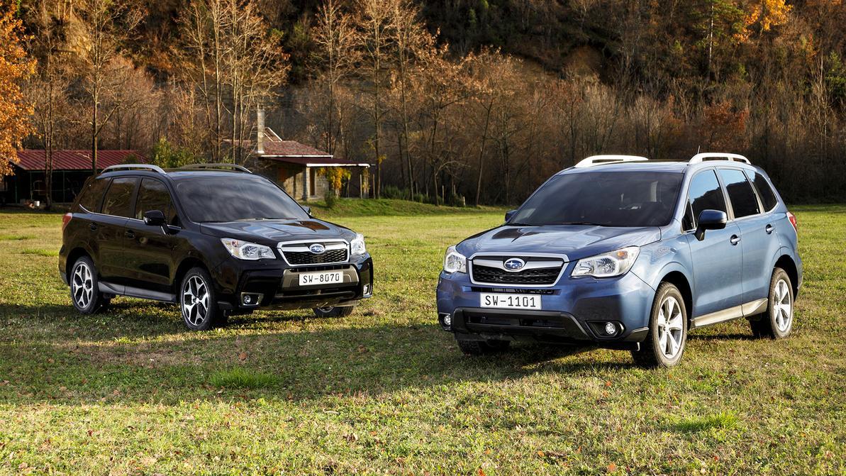 Subaru готовится отозвать 2.3 млн машин