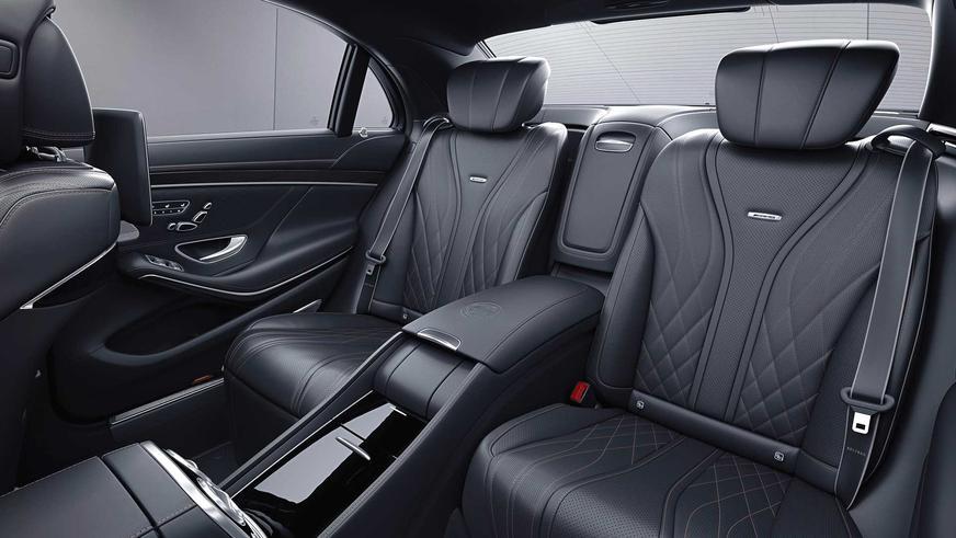 Прощальный Mercedes-AMG S65: каким он будет
