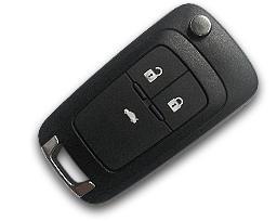 Chevrolet Cobalt - 2014 - ключ